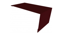 Продажа доборных элементов для кровли и забора в Чебоксары Мансардные планки