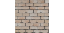 Фасадная плитка HAUBERK в Чебоксары Камень Травертин