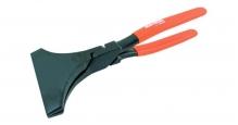 Кровельные клещи и инструмент для обжатия металла в Чебоксары Клещи прямые